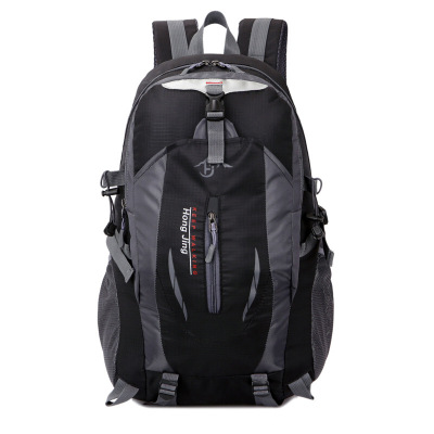 新款戶外登山包男女士雙肩韓版運動書包休閑旅行旅游背包