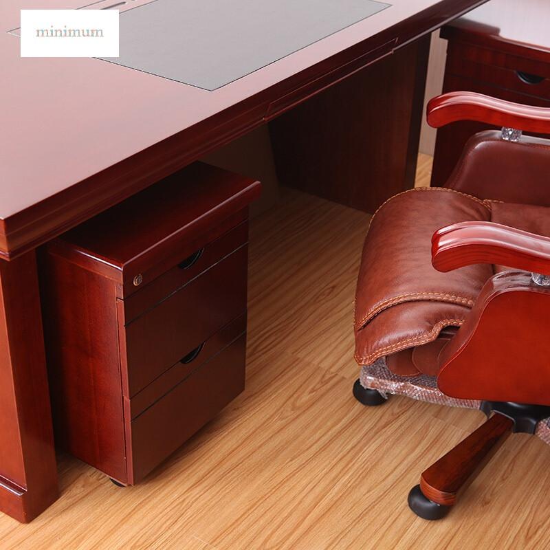 老板桌总裁桌老板台办公桌大班台老板桌椅组合经理桌主管桌简约