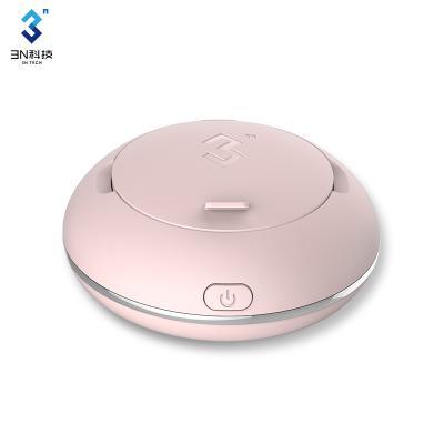 3N3代清洗器近視隱形眼鏡伴侶自動清洗器收納盒電動伴侶盒可愛美瞳盒裝