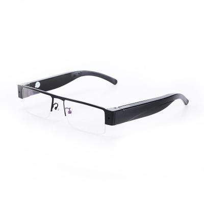 吉力士(JILISHI)智能高清迷你录像插卡眼镜骑行拍照相机会议记录像仪行车隐形摄像机户外摄像眼镜运动微型摄像头