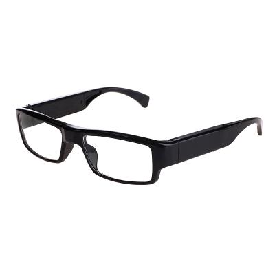 吉力士(JILISHI)高清智能迷你视频录像插卡眼镜骑行拍照眼镜记录仪隐形摄像机微型摄像眼镜户外运动相机微型摄像头