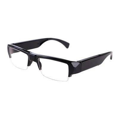 吉力士(JILISHI)智能高清迷你錄像眼鏡騎行拍照眼鏡攝像眼鏡隱形攝像機戶外拍照眼鏡運動相機微型記錄儀迷你攝像頭