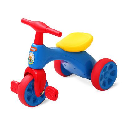 澳贝 (AUBY) 轻便三轮车 轻便结构 简约线条多彩颜色 464312DS