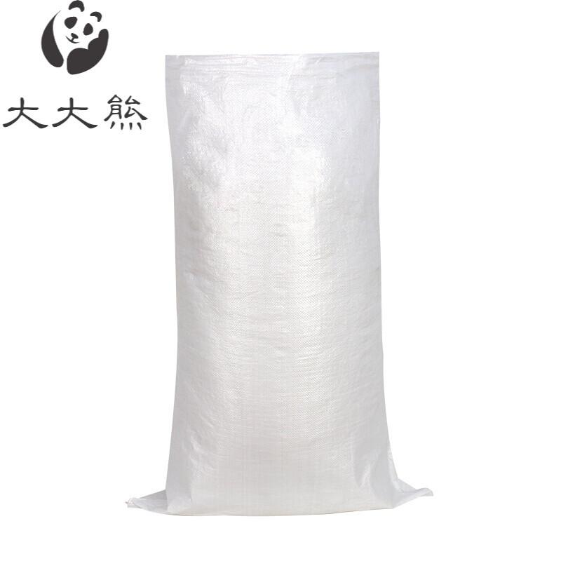 大米包装袋定制普洱茶编织袋小米包装袋批发面粉袋子白色