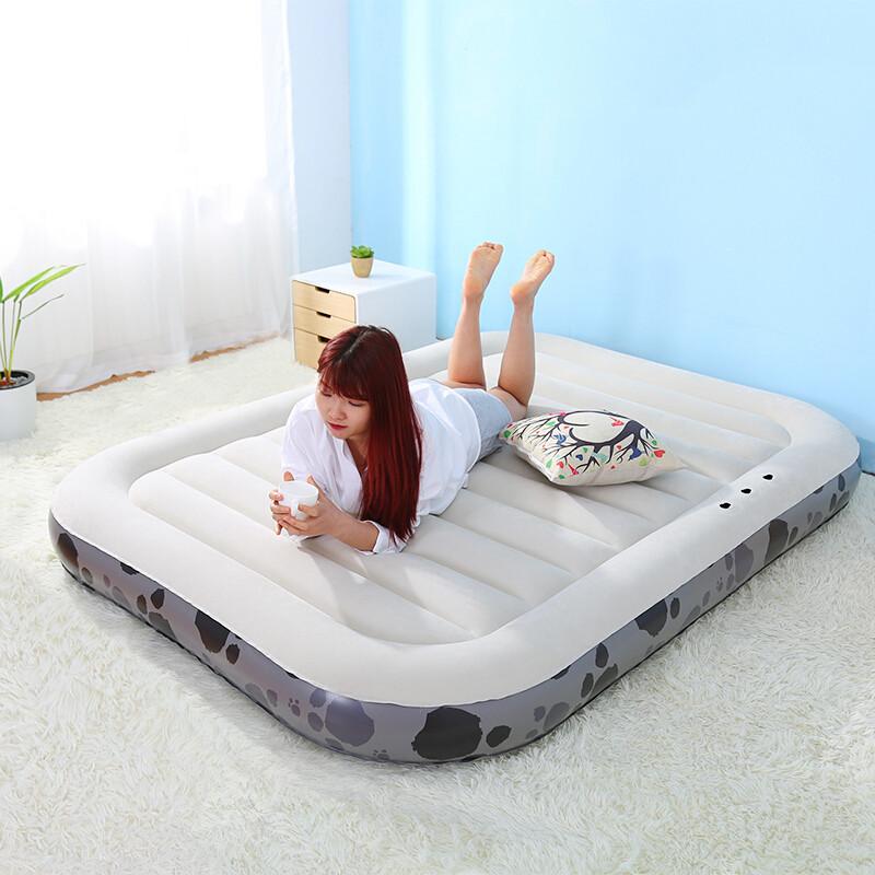 懒人沙发床便携创意卡通可爱气垫床双人家用加厚充气床垫