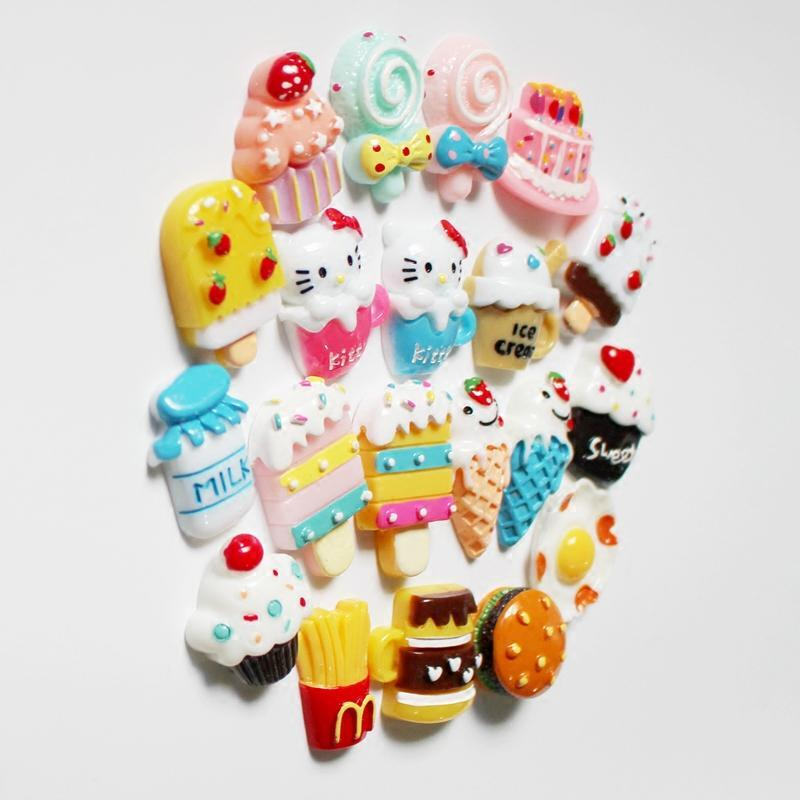 创意水果冰箱贴磁贴3d立体树脂美食物磁力贴黑板贴一套装图片