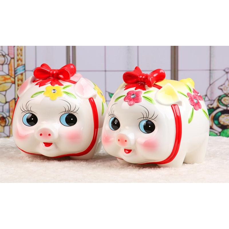 创意大号猪储蓄罐可爱儿童卡通金猪宝宝存钱罐儿童生日礼品