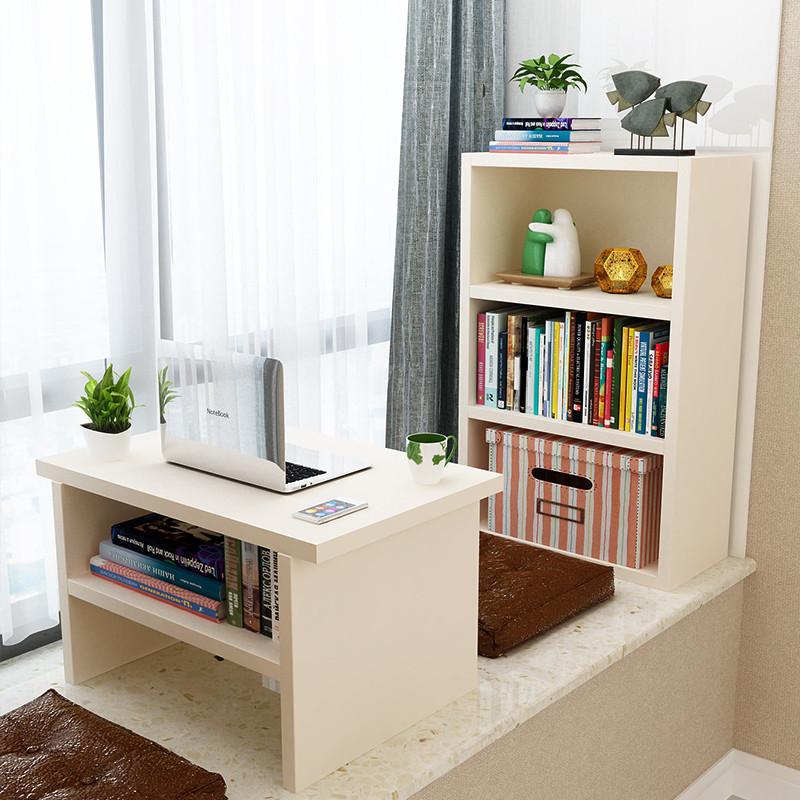 欧式飘窗桌小茶几榻榻米窗台桌炕几矮桌子飘窗休闲电脑桌学习桌图片