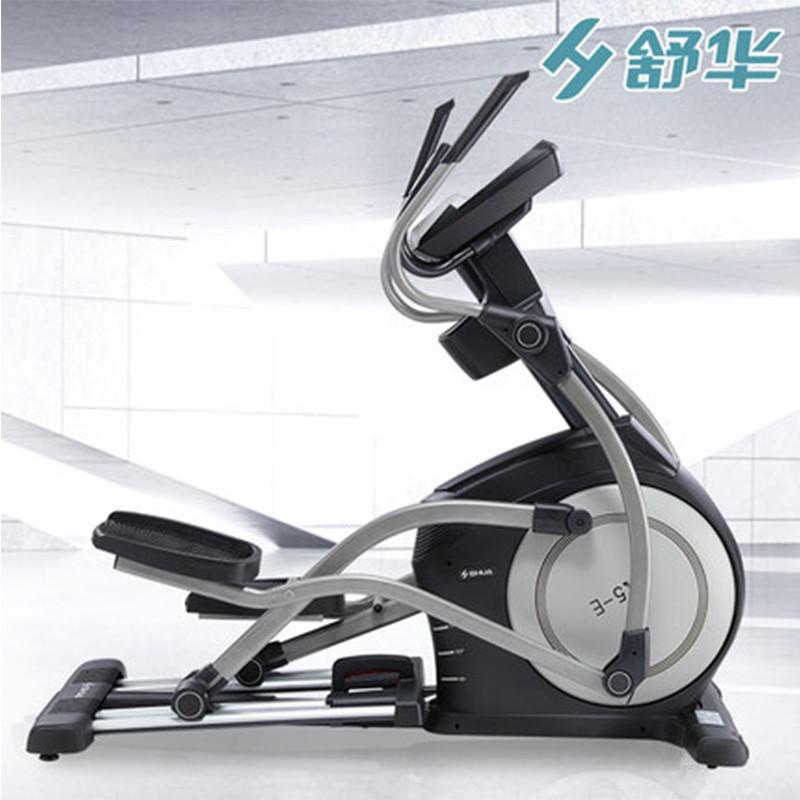 舒华(shua)商用椭圆机x5-e健身房椭圆仪交叉训练机太空漫步机