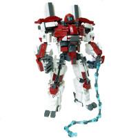 乐高环太平洋机甲模型_正版授权兼容乐高积木环太平洋机甲积木2拼装男孩模型玩具