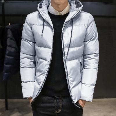 跨馬KYMA 主推经典棉衣男士外套冬季新款短款加厚棉服韩版潮流帅气冬装MY01