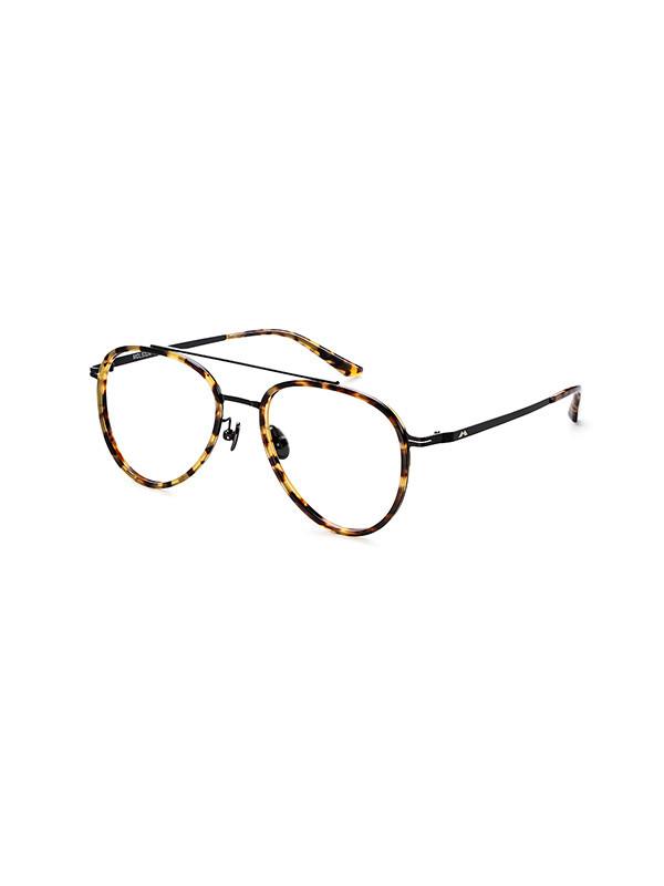 molsion陌森眼镜框女娜扎同款双梁蛤蟆镜近视镜架mj6090