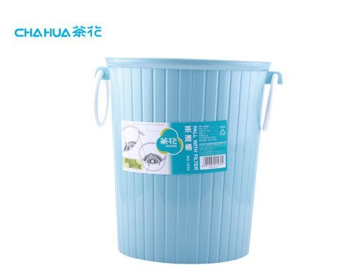 茶花塑料茶渣桶