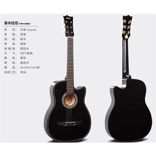 关于吉他的微信头像