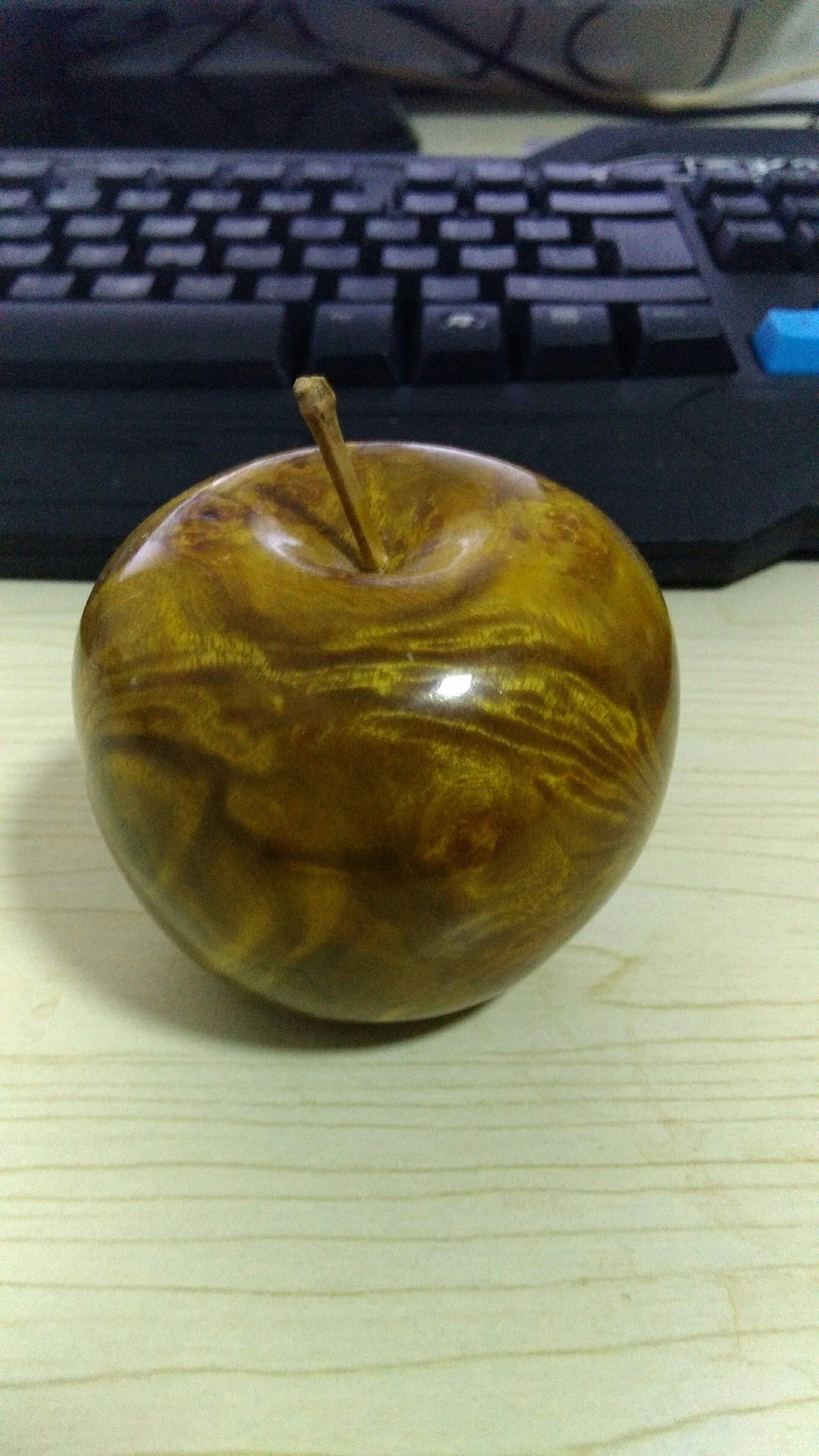 二手金丝楠木苹果交易
