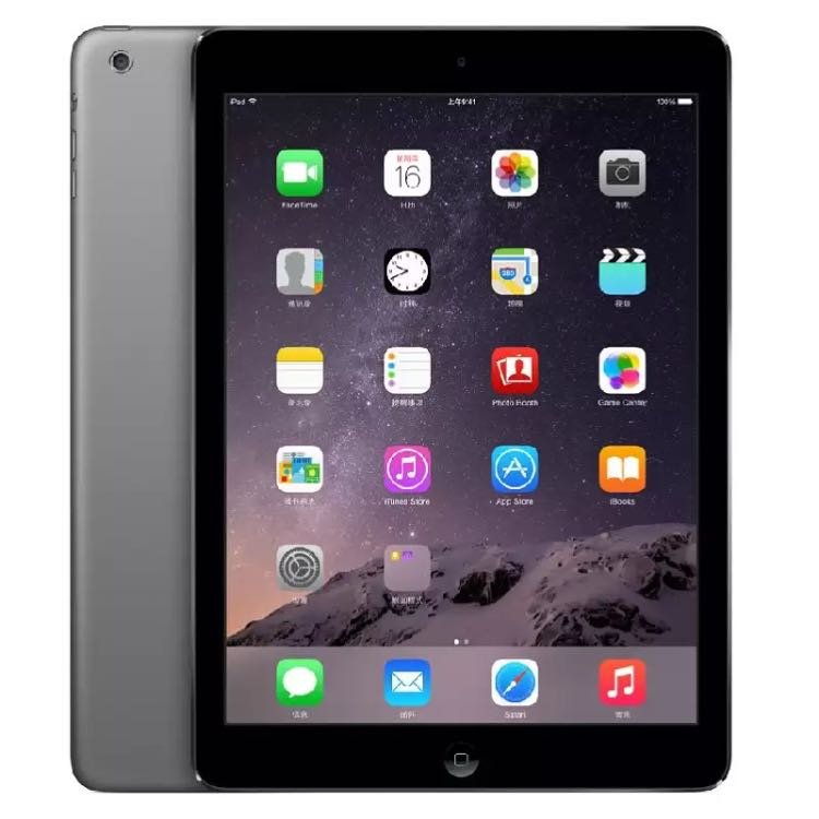 二手苹果ipad air2 灰色16g