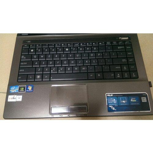 二手华硕k43by笔记本电脑交易