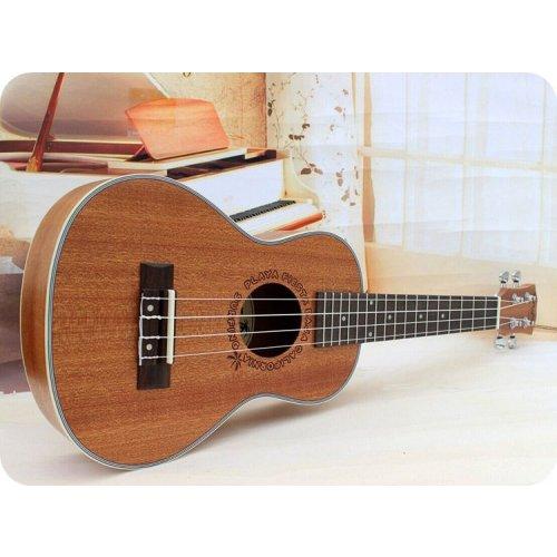 尤克里里指_尤克里里 ukulele乌克丽丽 23寸 生日小礼物
