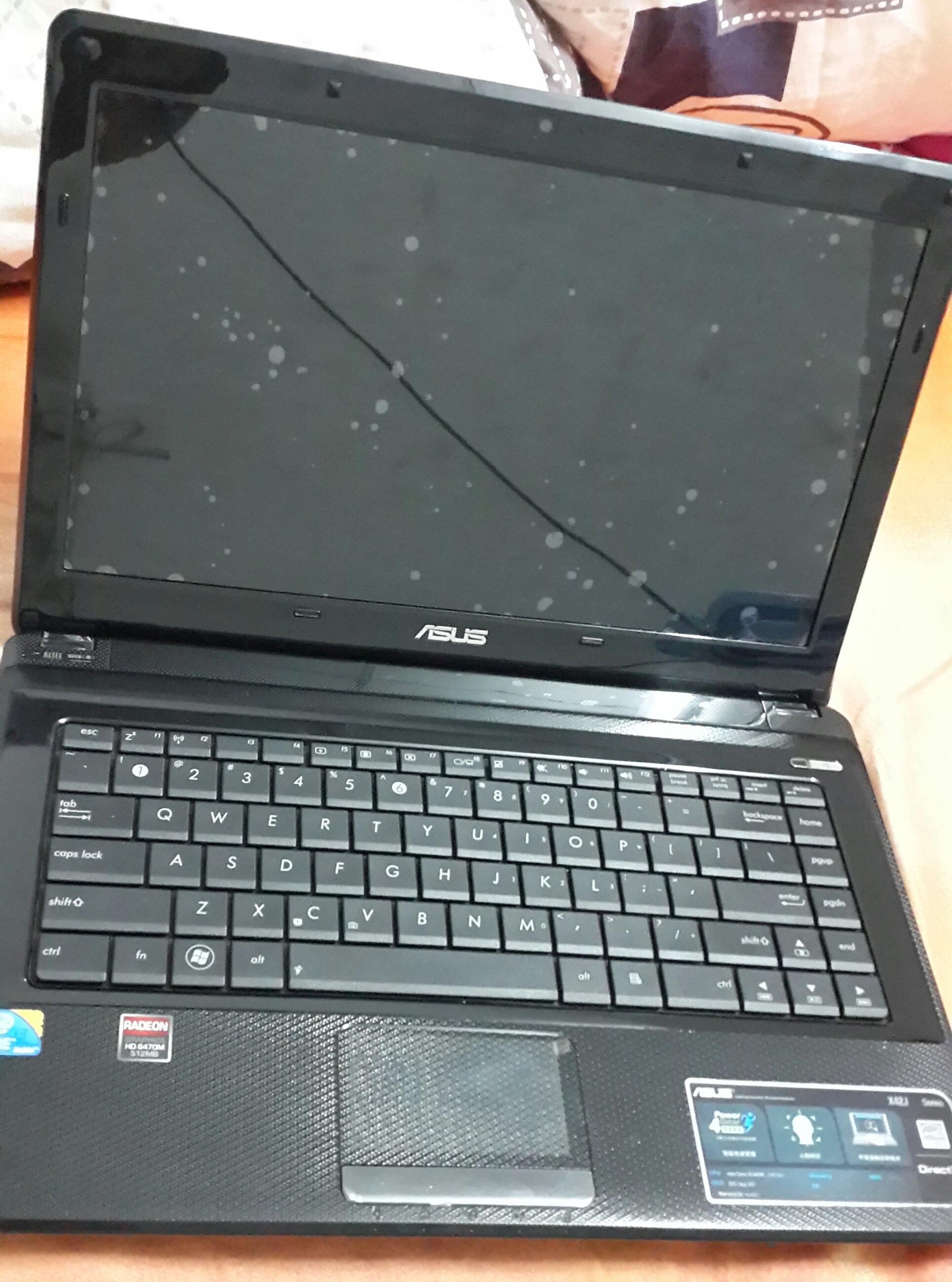 我的华硕笔记本电脑为啥老是死机啊,老是蓝屏