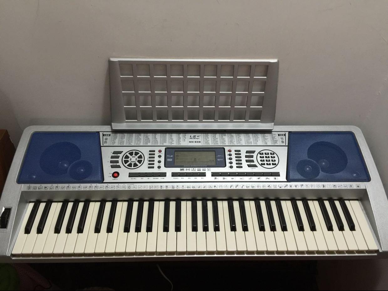二手美科61键电子琴交易