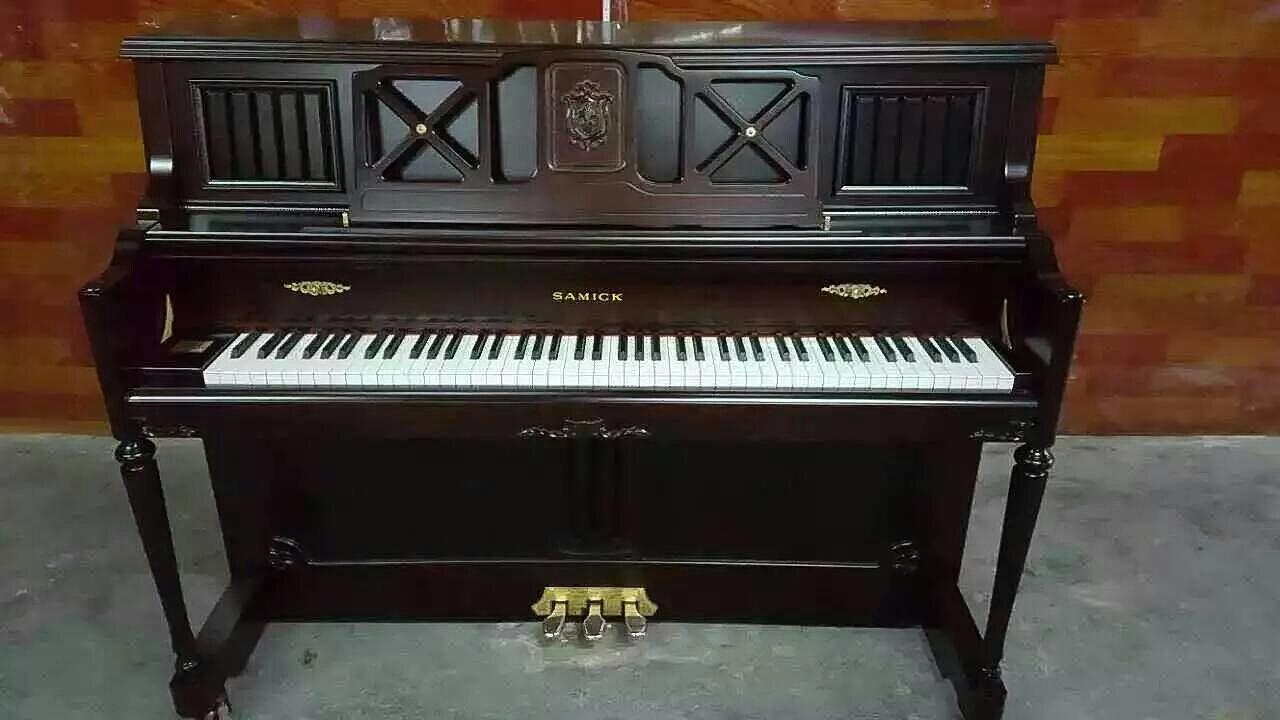 钢琴开火车儿歌谱子