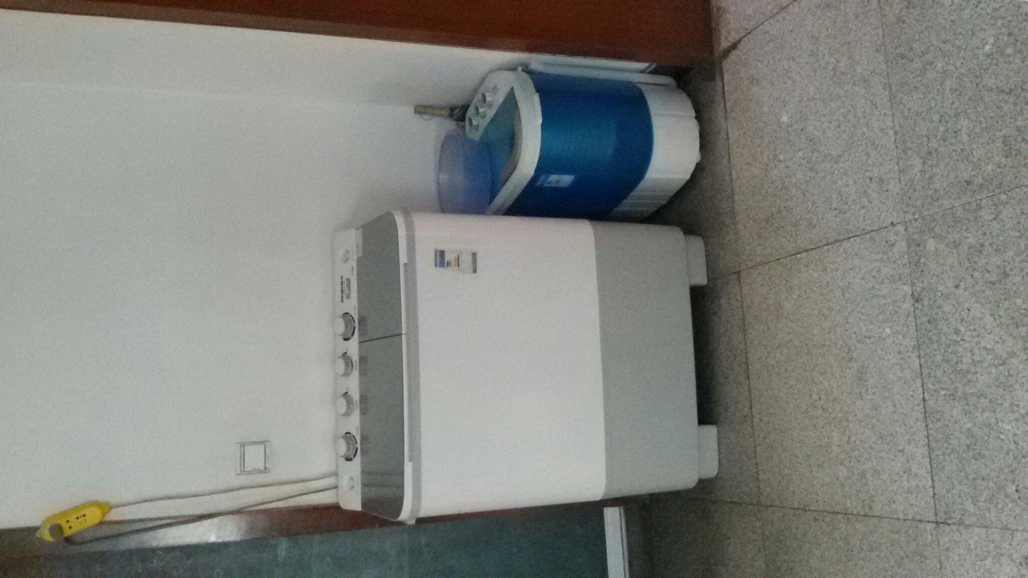 老式双桶洗衣机拆卸图解法