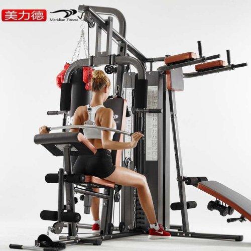 大型 多功能 健身器材 家用 力量组合 器械健身房 单人综合训练器