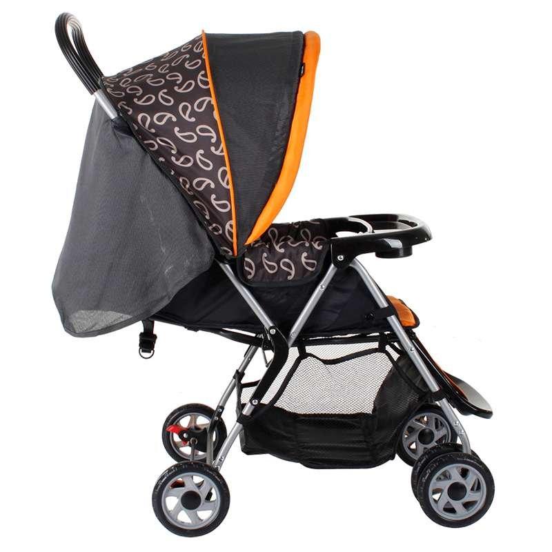 小龙哈彼happydino多功能经典婴儿车可折叠便携手推车安全童车lc115t