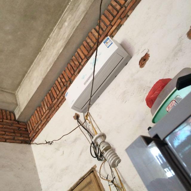 空调摆风电机线序图解