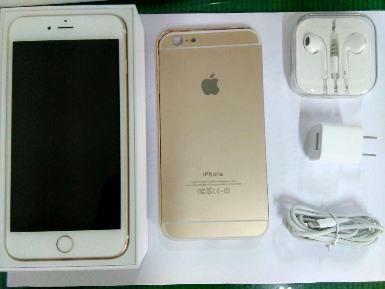 国行苹果6plus
