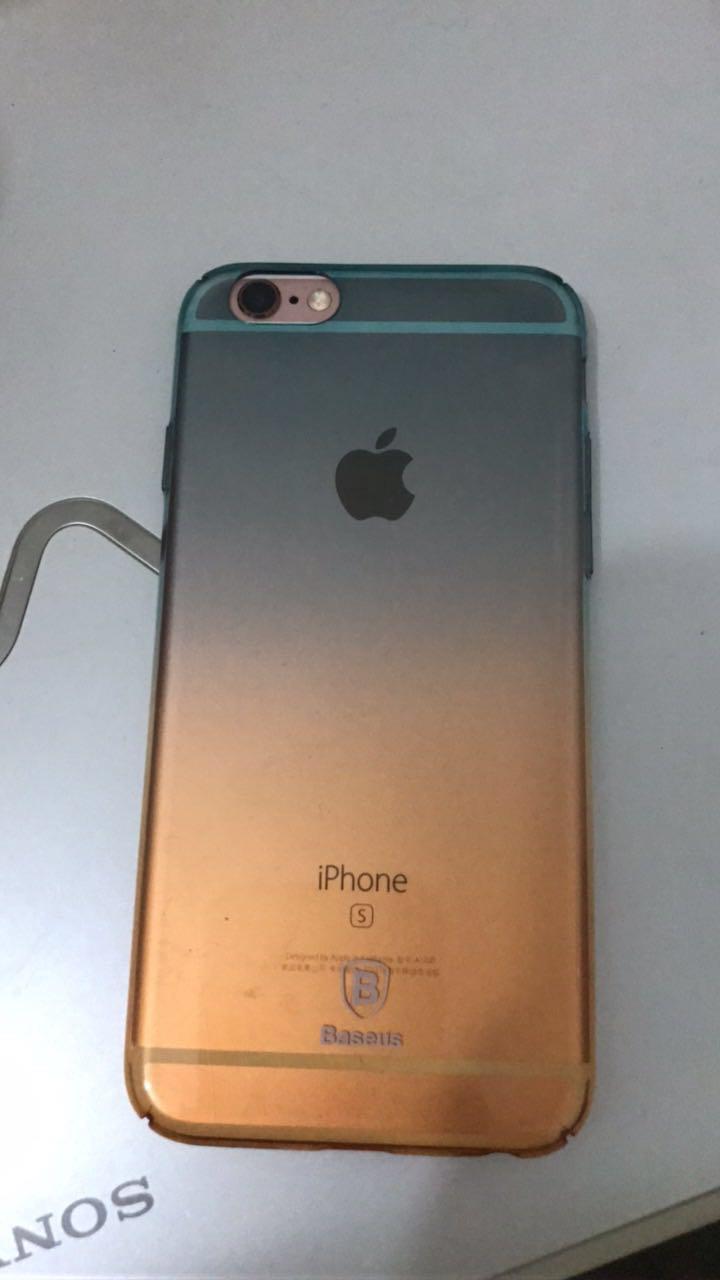 苹果iphone6s(64g)(玫瑰金)开放版