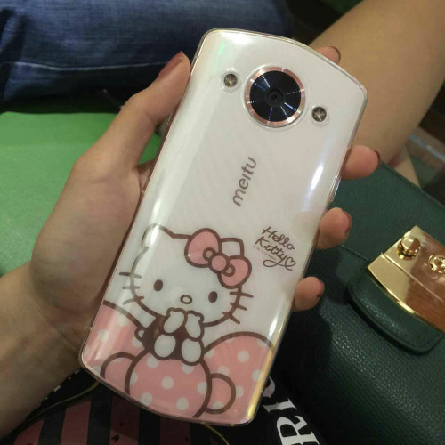 美图m8hello kitty 99新