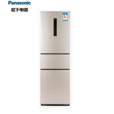 Panasonic 松下 NR-C31PX3-NL(BCD-313WPCC-NL) 313升 变频风冷 三门冰箱 3990元包邮