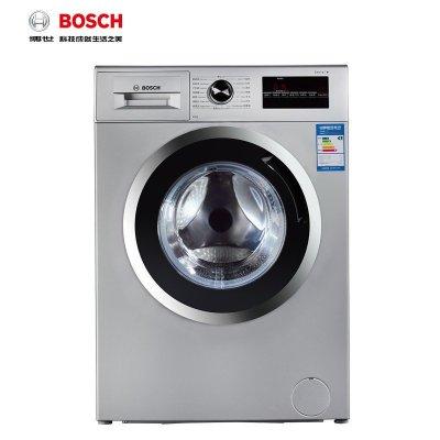 26日0点: BOSCH 博世 XQG80-WAN242680W 变频 8公斤 滚筒洗衣机