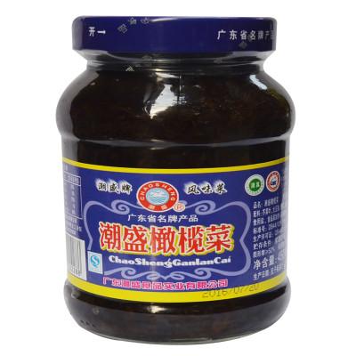 拼团:潮盛(CHAOSHENG) 橄榄菜450g