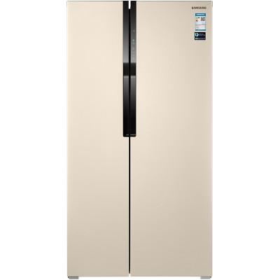 15日0点: SAMSUNG 三星 RS55KBHI0SK/SC 变频风冷对开门冰箱 565升 金色 3799元包邮(预付49元)晒单返100元超市券