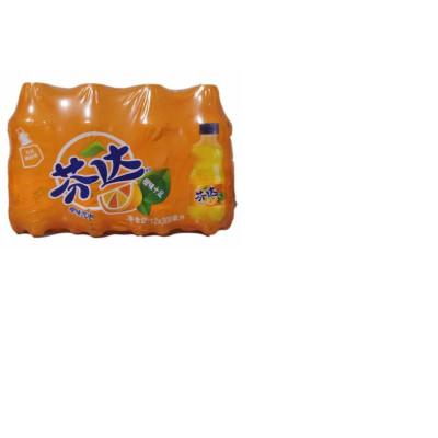 限京冀晋蒙!Fanta 芬达 橙味汽水 碳酸饮料 300ml*12瓶