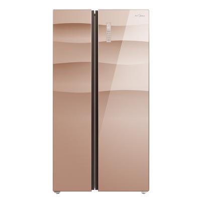 天津:Midea 美的 BCD-540WKGPZM 540升 对开门冰箱