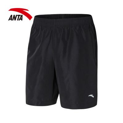 ANTA安踏五分裤男款 夏季速干透气运动短裤