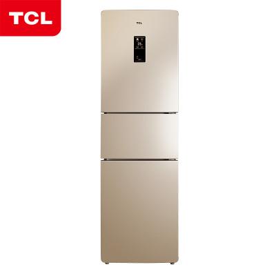 25日0点! TCL BCD-206TEWF1 风冷三门冰箱 206升 1399元包邮