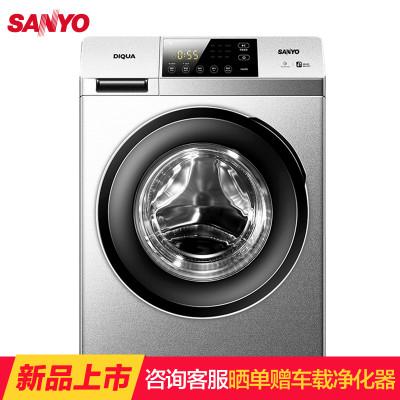 25日0点! SANYO 三洋 WF90BHIS565S 9公斤 洗烘一体机 2199元包邮