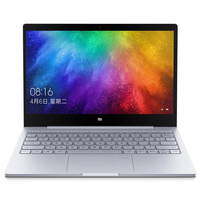 小米(MI)Air 13.3英寸全金属轻薄笔记本电脑(i5-7200U 4G 256G固态硬盘 指纹识别 银)