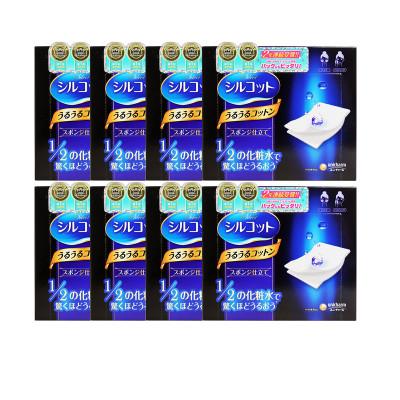 618预售: Unicharm尤妮佳化妆棉卸妆棉40枚 *8件 79.2元(需付定金8元,合9.9元/件)
