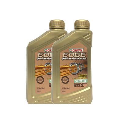 【两瓶装】嘉实多 极护钛流体 EP长效 5W-30 SN级 全合成机油 1QT
