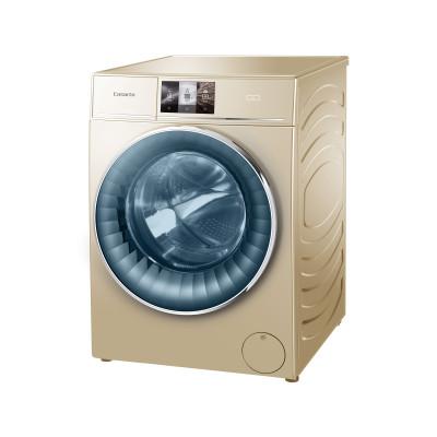 1日0点: Haier 海尔 EG100BKX12639GU1 全自动变频洗衣机 10公斤 1999元包邮(49元定金)