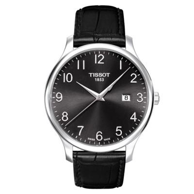 TISSOT 天梭 俊雅系列 T063.610.16.052.00 男士时装腕表