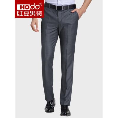 Hodo 红豆 HWA7K5504 男士西裤 *2件