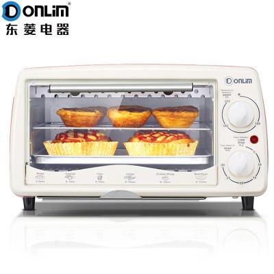 拼团:Donlim 东菱 DL-K12 12升 小电烤箱