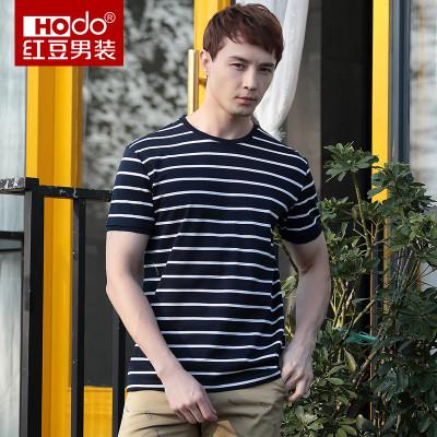 Hodo 红豆 男士短袖T恤