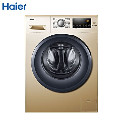 1日0点!预售! Haier 海尔 EG10012B929G 10公斤 变频滚筒洗衣机 1899元包邮(需49元定金)